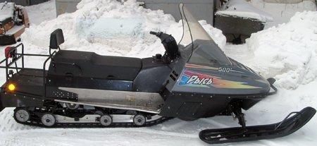 снегоход рысь фото