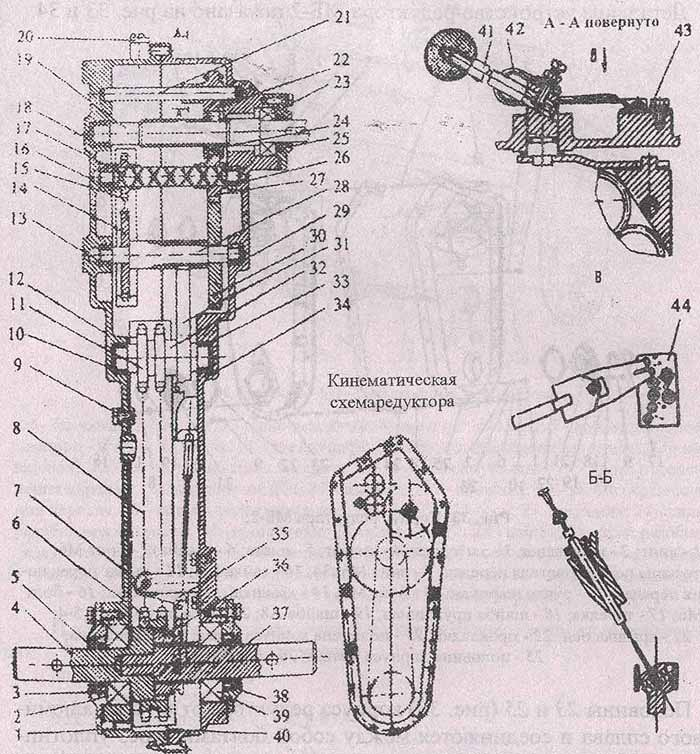Ремонт редуктора мотоблока нева своими руками
