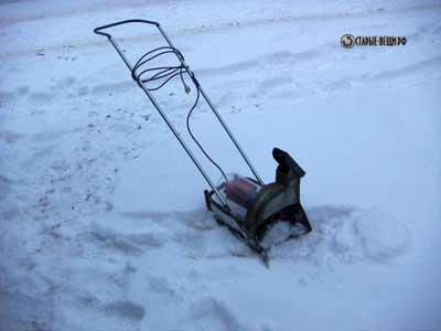 Снегоуборщик мотоблок своими руками